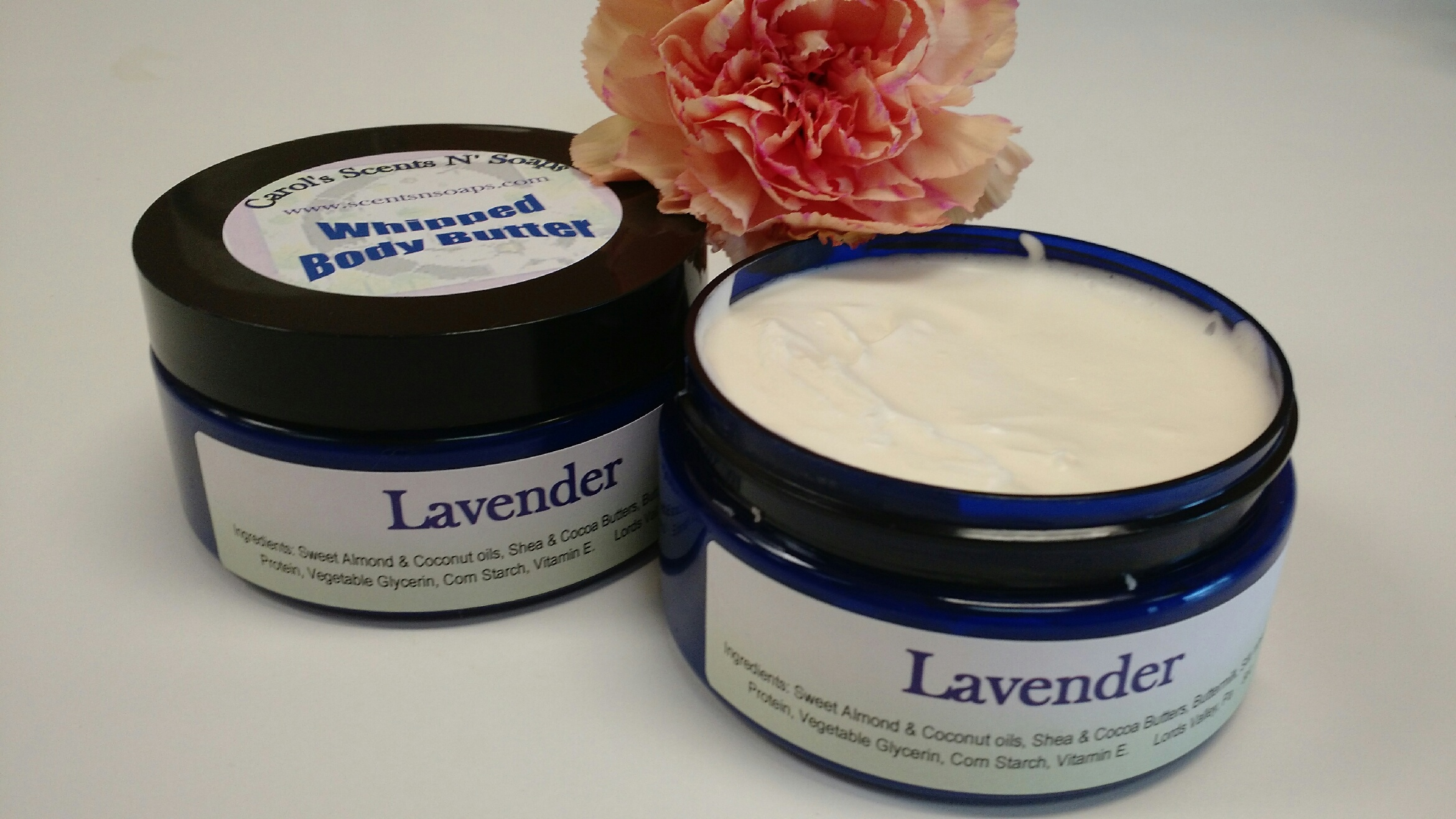Whipped Body Butters